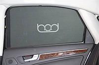 Audi A4 B8 2007-2015 гг. Солнцезащитные шторки (3 шт, вставные)
