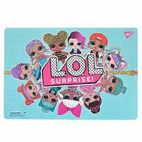 Подложка для стола детская LOL Juicy, 707042