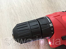 Акумуляторний шуруповерт Max mxcd12L ( Реверс, 12В ), фото 2