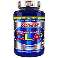 ALLMAX Nutrition, CLA 95, 95% активных изомеров CLA, 150 мягких капсул