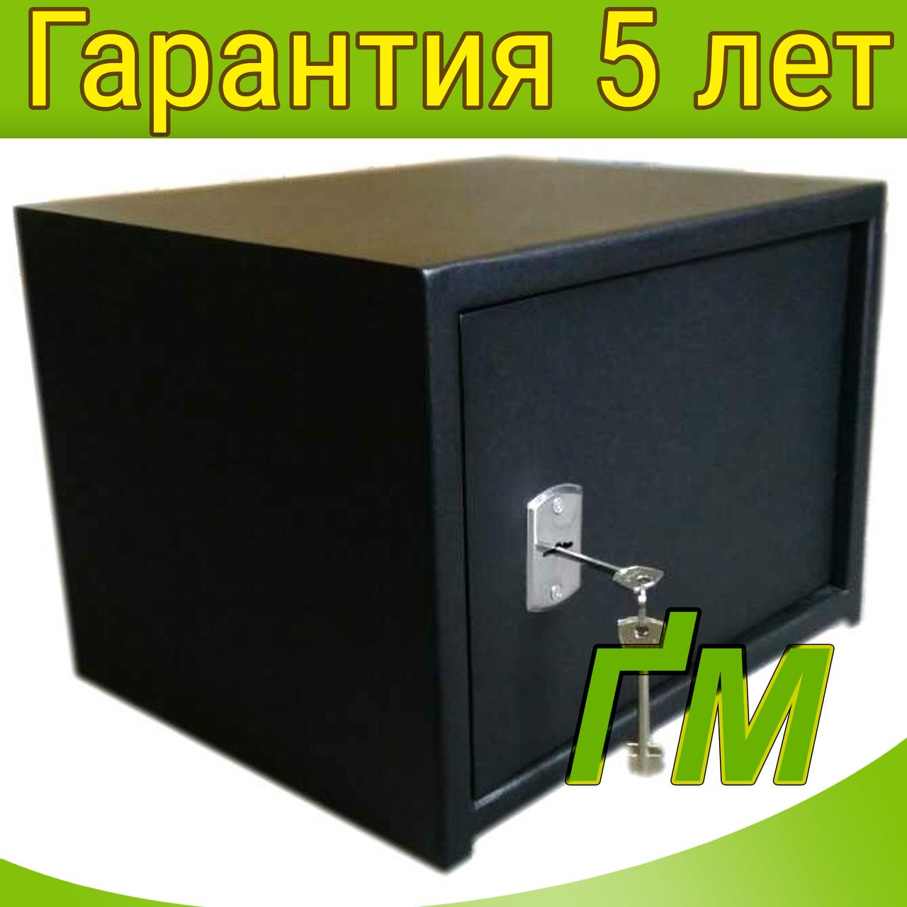Сейф мебельный С-4П (400х400х350мм)