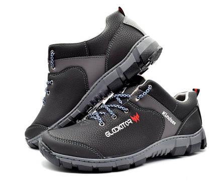 Кросівки чоловічі зимові прошиті, фото 2