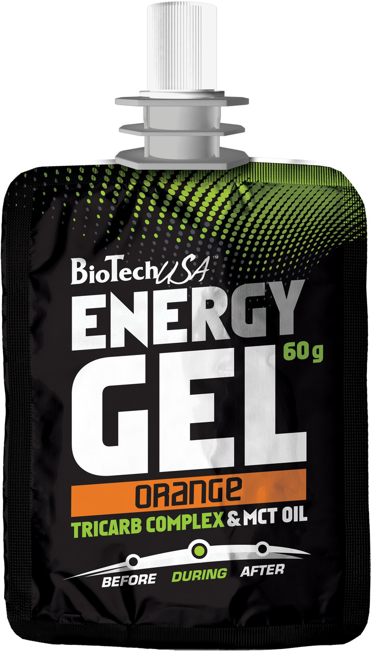 BioTech Energy Gel 60g