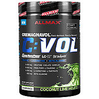 ALLMAX Nutrition, C:VOL, креатин для профессиональных спортсменов + таурин + L-карнитин, мохито с кокосом и лаймом, 13,2 унции (375 г)