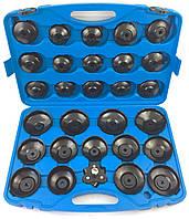 Набор съемников масляных фильтров Falcon Польша 30 предметов CrV