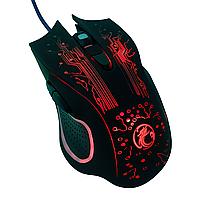 Игровая мышка с подсветкой Imice X9 2400DPI