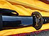 """Самурайский меч катана  """"Black dragon """"  подарочная коробка, фото 2"""