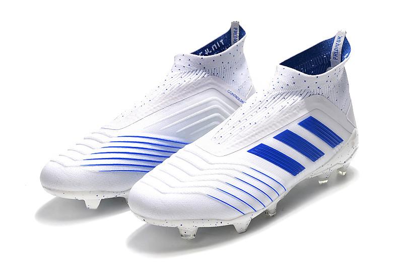 Футбольные бутсы adidas Predator 19+ FG