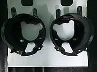 Nissan Primastar 2002-2014 гг. Кронштейны под противотуманки (2 шт)