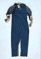 Костюм карнавальный, подросковый стильный, Разм 13-14 лет (146-52) см, Отл сост