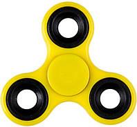 Спиннер TOTO Plastic Classic Yellow Фиджет спиннер для рук с подшипниками антистресс пластик!