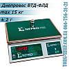 Фасовочные весы Днепровес ВТД-ФЛД (ВТД-15ФЛД)