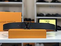 Ремень Louis Vuitton двусторонний (Луи Виттон) арт. 61-07, фото 1