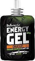 BioTech Energy Gel TriCARB & MCT 60g, фото 1