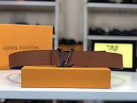 Двосторонній ремінь Louis Vuitton (Луї Віттон) арт. 61-08, фото 1