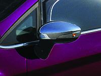 Ford B-Max 2012+ гг. Накладки на зеркала (2 шт, пласт)