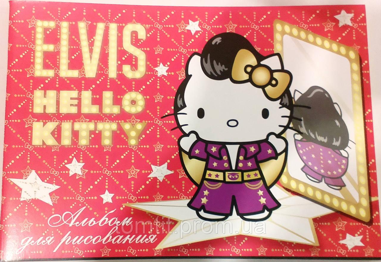 """Альбом """"Hello Kitty - Elvis"""", 40 листов"""