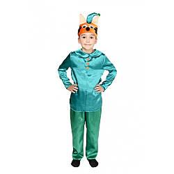 Карнавальный костюм КОТ КОМПОТ (ТРИ КОТА) для мальчика 5,6,7,8,9,10 лет детский маскарадный костюм