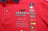 Aeronautica Militare original мужская рубашка поло аэронавтика милитари, фото 9
