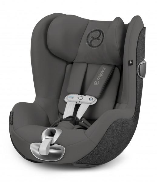Автокресло Cybex Sirona Z i-Size & Sensor Safe Manhattan Grey mid grey (519001673)