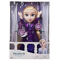 Кукла Эльза поющая  со световыми эффектами/ Холодное сердце 2 Disney Frozen 2 Elsa