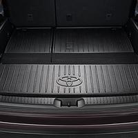 Toyota Highlander 2014+ гг. Оригинальный коврик в багажник PU550-48142-EU
