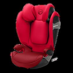 Автокрісло Cybex Solution S-fix Rebel Red-red PU2 (518000952)