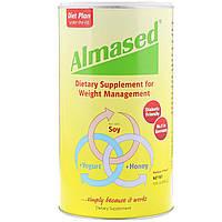Almased USA, Синергетическая диета Almased, 17.6 унций (500 г)