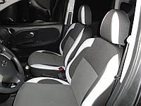 Nissan Note 2004-2013 гг. Авточехлы Premium