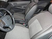 Nissan Almera Classic 2006-2012 гг. Авточехлы Premium