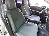 Mitsubishi Space Star 1998-2006 гг. Авточехлы Premium