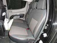 Mitsubishi L200 2007-2015 гг. Авточехлы Premium