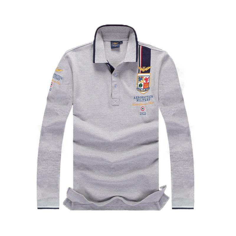 Aeronautica Militare original мужская рубашка поло аэронавтика милитари