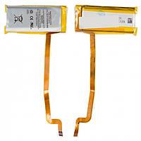 Аккумулятор (АКБ, батарея) для iPod Classic 80GB, #616-0412, оригинал