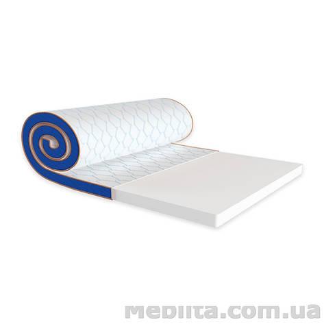 Мини-матрас Sleep&Fly mini FLEX MINI стрейч 80х200 ЕММ, фото 2