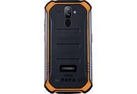 Защищенный смартфон Doogee s40 3/32gb Black/Orange MediaTek MT6739 4650 мАч, фото 5