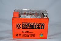 Аккумулятор 12V 11,2Ah гелевый (150х87х111) UTZ14S BATTERY