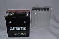 Аккумулятор 12V 6Ah кислотный (113х70х132) UTX7L-BS BATTERY