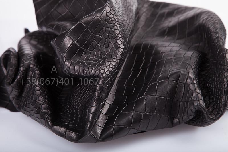 Тисненная кожа под Аллигатор