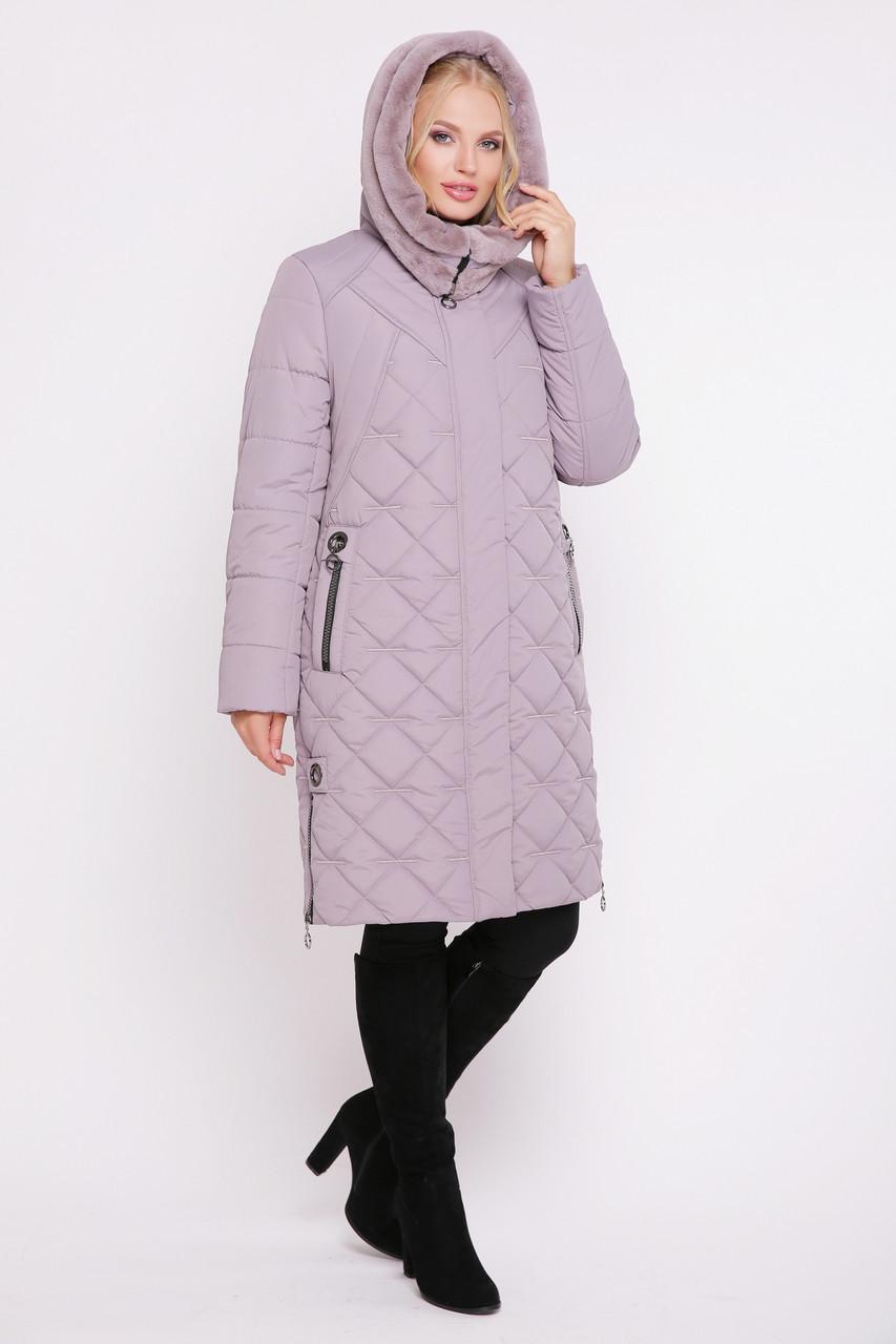 Зимняя куртка 50 по 60 размер