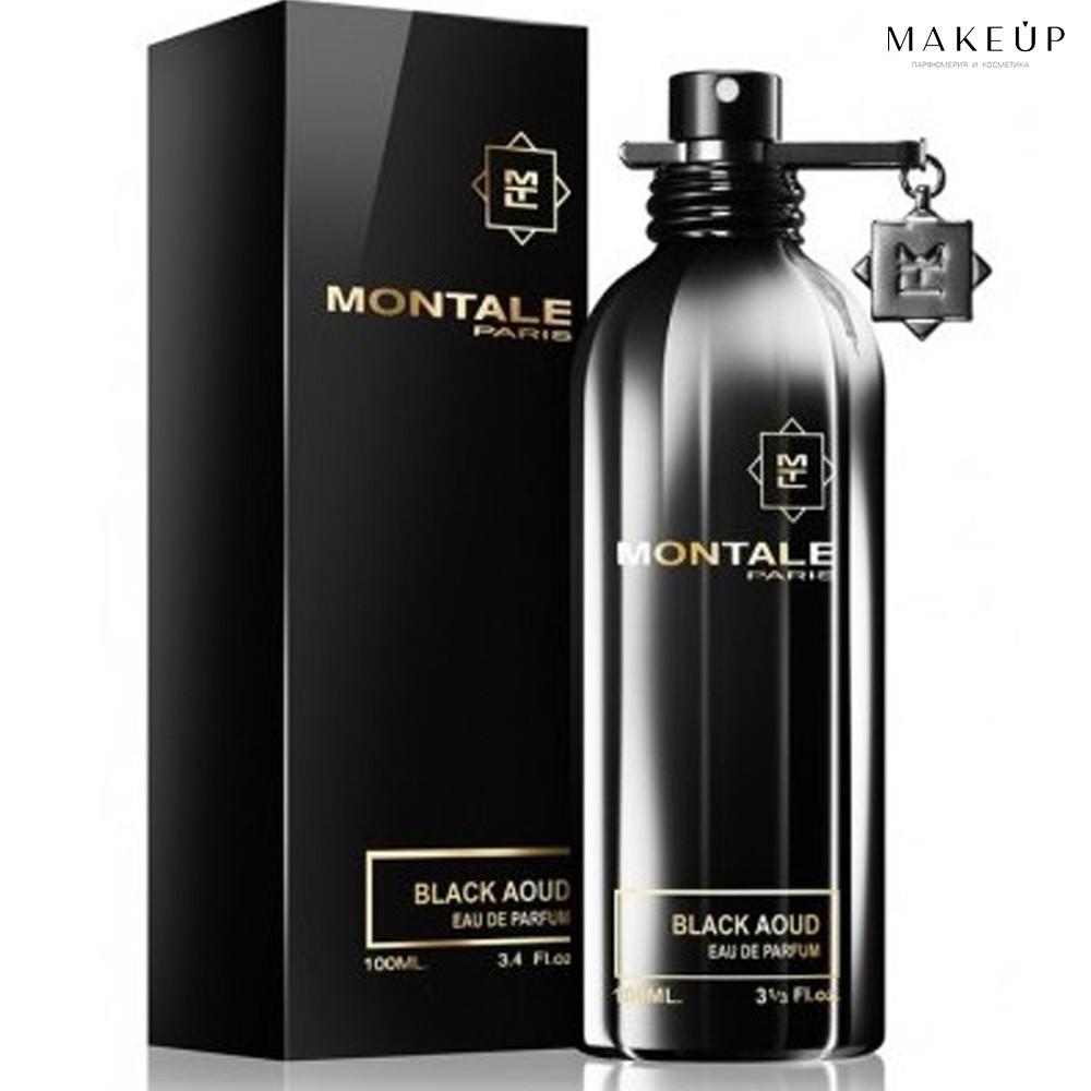 Мужская парфюмированная вода Montale Black Aoud edp 100 мл. | Лицензия Объединённые  Арабские Эмираты
