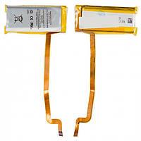 Аккумулятор (АКБ, батарея) для iPod Video 30GB, #616-0412, оригинал