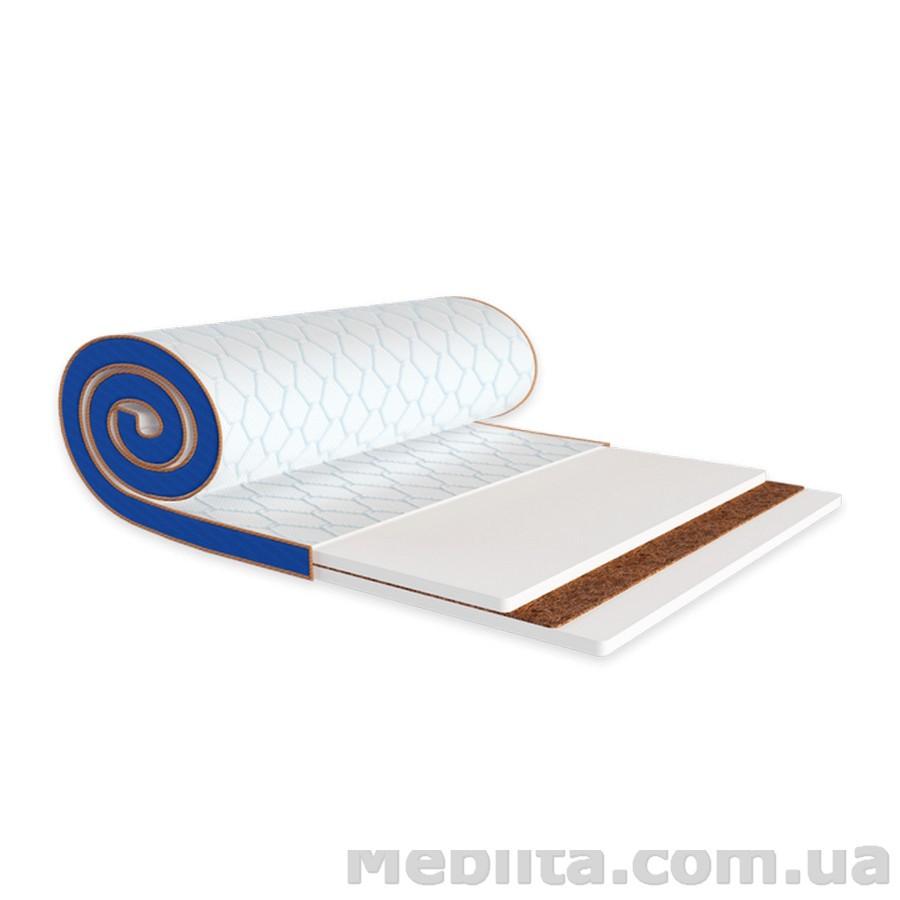 Мини-матрас Sleep&Fly mini FLEX KOKOS стрейч 90х200 ЕММ