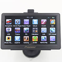 GPS навигатор Pioneer D716 Truck Black (tr_10716), фото 1