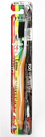 Зубная щетка Dr. Lusso Nano Toothbrush Бамбуковый уголь