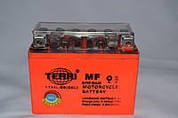 Аккумулятор 12V 4Ah гелевый (113х70х85) YTX4L-BS (оранжевый) TERRI