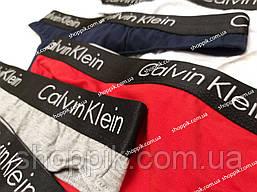 Набор женских стринг Calvin Klein 6 штук, фото 3