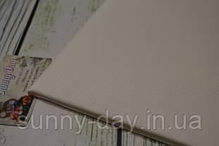 3426/101 Aida 16 ct. Zweigart  - цвет белый молочный (50х50см)