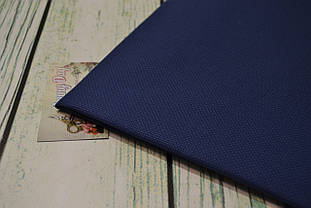 3426/589 Aida 16 ct. Zweigart  - цвет синий (50х50см)