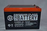 Аккумулятор 12V 12Ah тяговый гелевый (150х101х99) 6-DZM-12 BATTERY